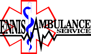 Ennis Ambulance Logo